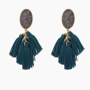 Tuckernuck Teal Aplomb Earrings